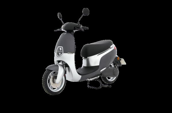 Ecooter E1 grijs 2020